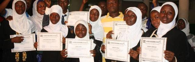 Achievers Book Club (Accra Ghana)