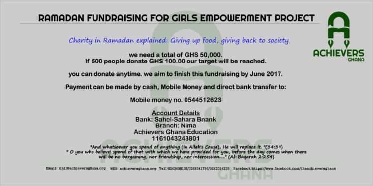 Ramadan Fundraising